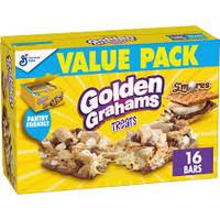 Golden Grahams Treats (16 x 24g bars in a box)