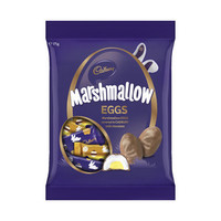 Cadbury Marshmallow Eggs - Approx 7 eggs (175g bag)