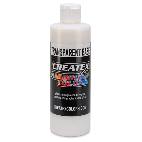 Transparent Base Airbrush Medium