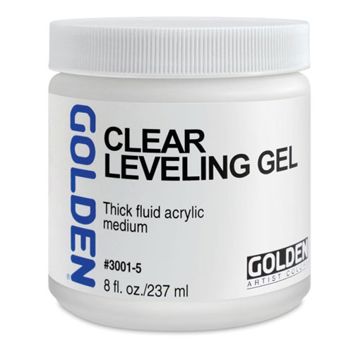Self Leveling Clear Gel 8 fl. oz.