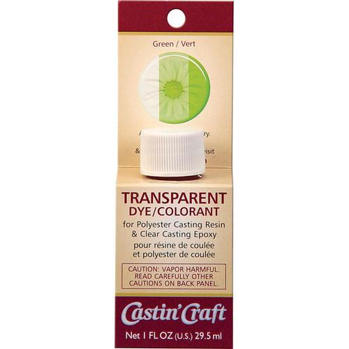 Green Dye for resin & epoxy