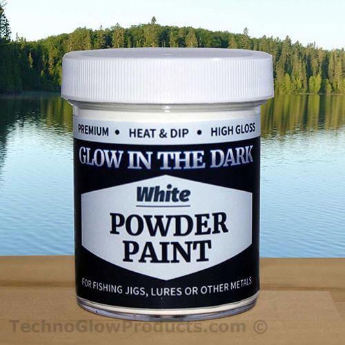 white glow in the dark powder paint techno glow. Black Bedroom Furniture Sets. Home Design Ideas
