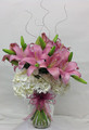 Sparkling Lily Bouquet