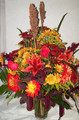 Fabulous Fall Vase