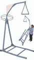 Free Standing Bariatric Heavy Duty Trapeze