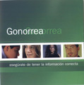 Asegúrate de tener la información correcta: Gonorrea (Get Your Facts Straight: Gonorrhea STI card)