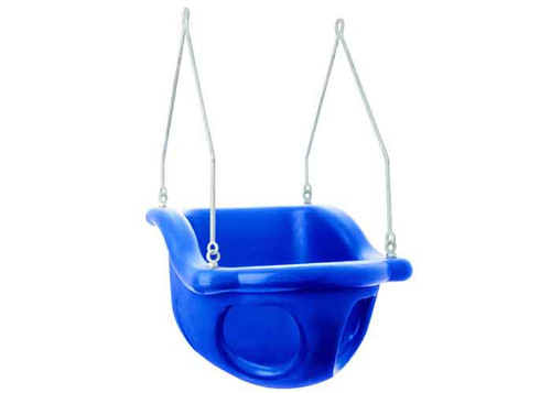 This full bucket rotationally molded plastic infant seat comes in an array of colors. - 6 Colors - USA Made