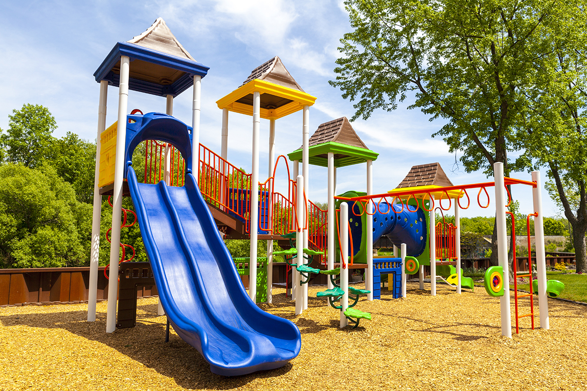 Maintaining Your Playground Equipment