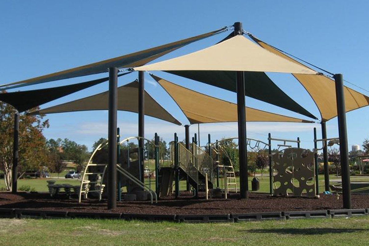 Selecting A Site For Your Playground