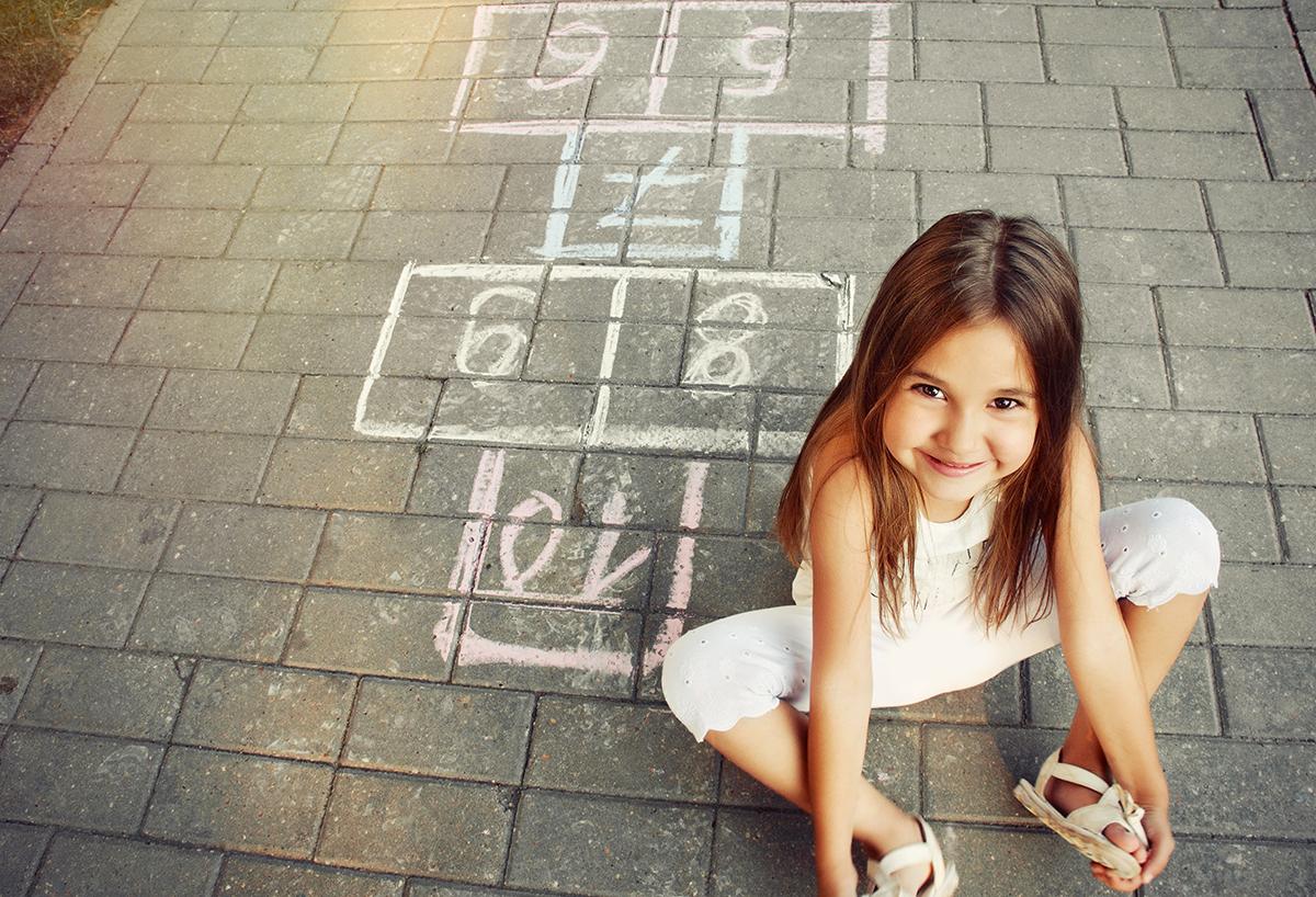 Top 10 Children's Playground Games