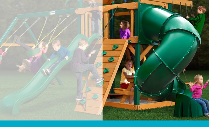 Swing Set Slides