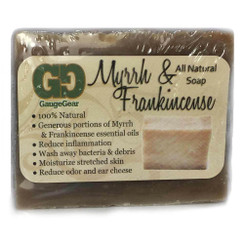Gauge Gear Myrrh and Frankincense All Natural Soap