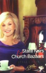 Cook Book State Fairs & Church Bazaars, by Stella Parton