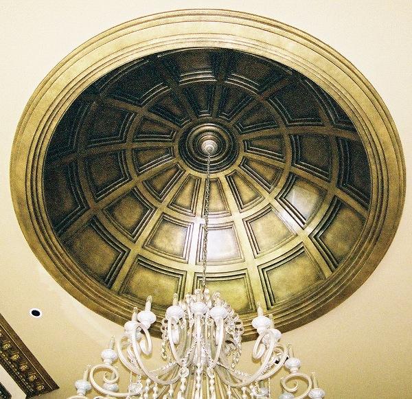 Dome Home Interior Design: Ceiling Domes