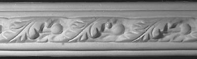 Acanthus Leaf Chair Rail - Plaster Molding