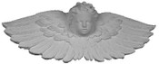 Winged Cherub Applique A107