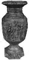 Urn Statuette A144
