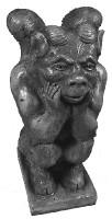 Gargoyle Statuette A157