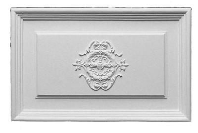 Decorative Recessed Panel - Casting Plaster
