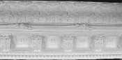 Large Crown Molding featuring acanthus leaves and mini corbels