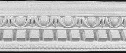 Egg and Dart and Dentil Crown Molding