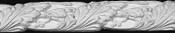 Lush Acanthus Leaf Plaster Molding
