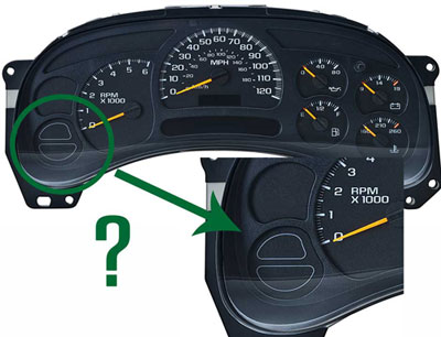gm transmission temperature gauge