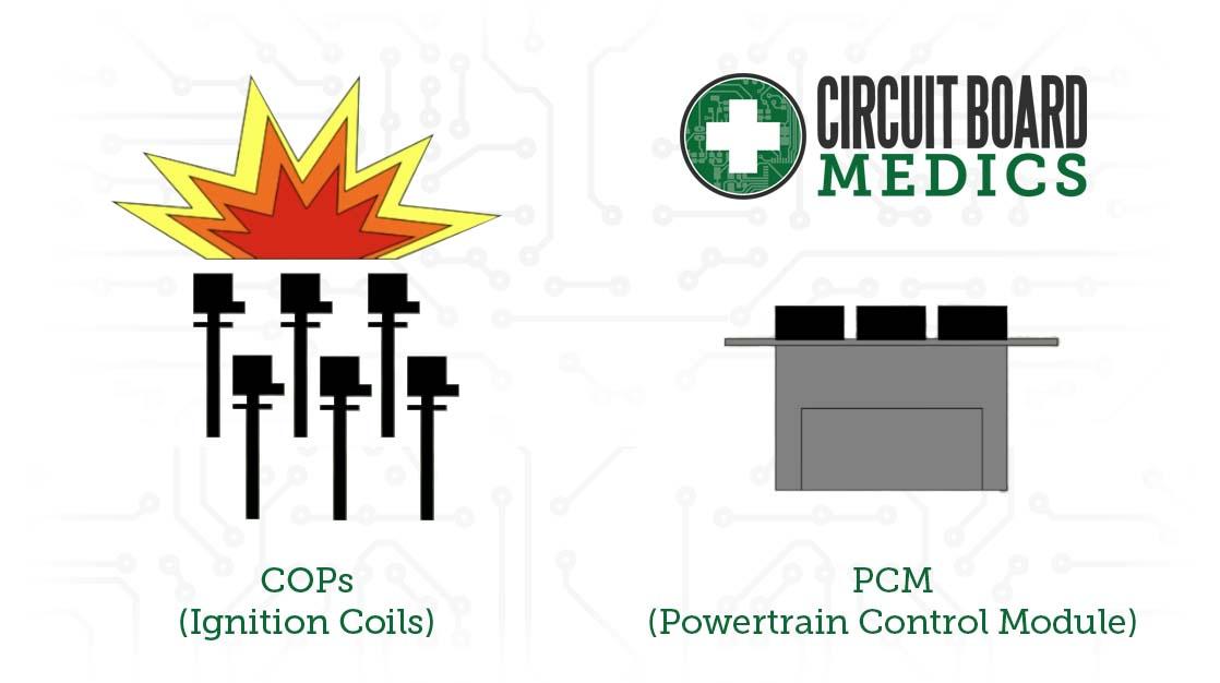 pcm ignition coil failure