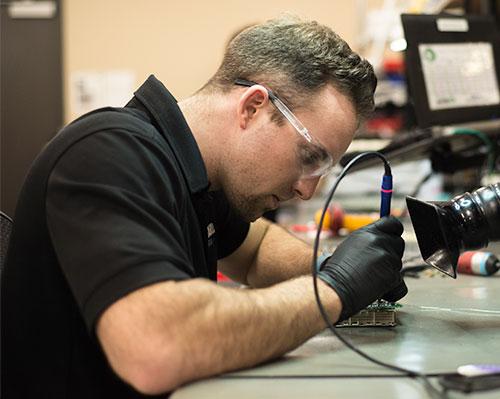 drew dodds circuitboard technician
