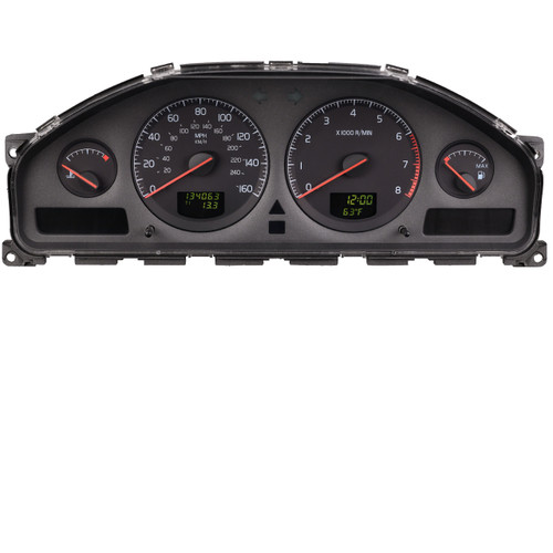 2004 - 2006 Volvo XC70 Instrument Cluster DIM Repair