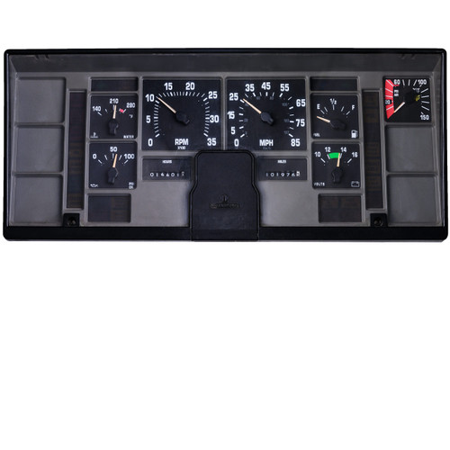 International Truck Instrument Cluster Gauge Repair