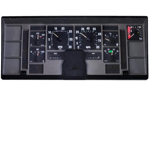 International Truck Instrument Cluster Gauge Repair