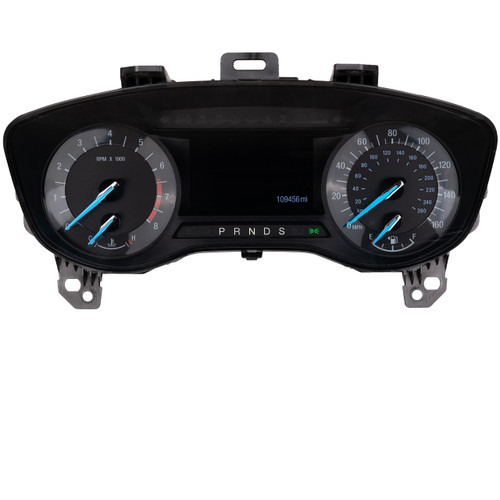 2013 - 2017 Ford Fusion 2.0L and 2.5L Instrument Cluster Repair