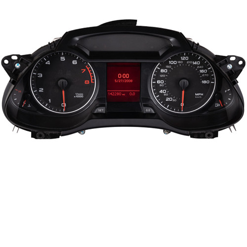 2009 - 2016 Audi A4  Instrument Cluster