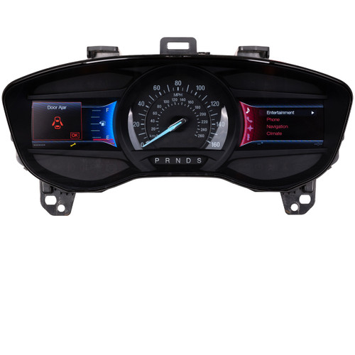 2011 – 2019 Ford Edge Dual Display Instrument Cluster Repair