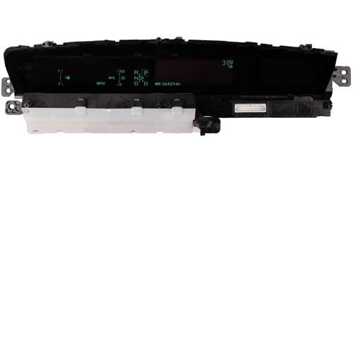 2010 - 2011 Toyota Prius Instrument Cluster Panel