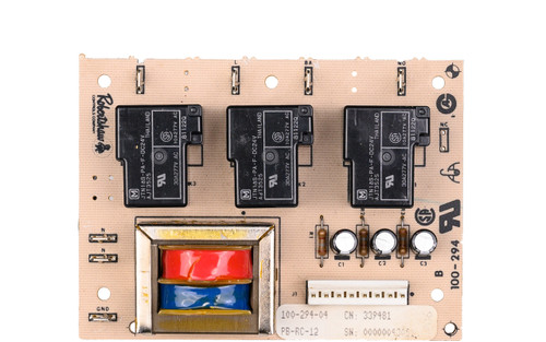 WB27X612 Oven Relay Board