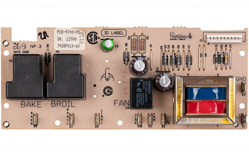 7428p010-60 Oven Relay Board