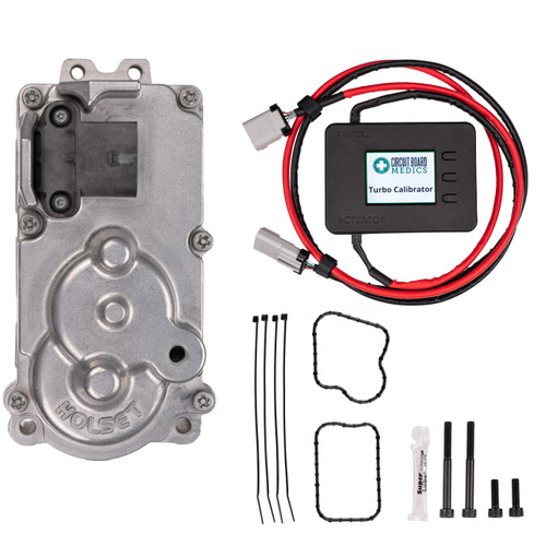 HE300VG Turbo Actuator with Calibrator and Installation Kit