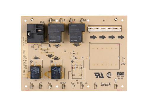 318022001 Oven Relay Board Repair