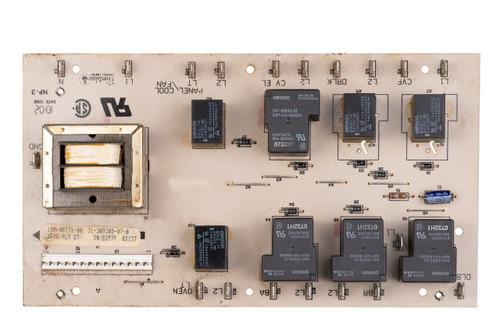 WPY0309305 Amana Oven Relay Board Repair
