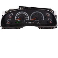 1999 - 2003 Lincoln Odometer Display