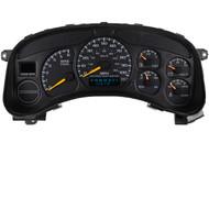 Chevrolet Odometer Gear Indicator Repair