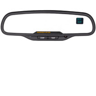 GMC Rear View Mirror with Compass and Temperature Controls