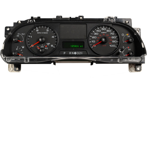 2005 - 2007 Ford Super Duty Instrument Cluster Replacement