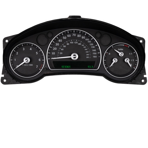 Saab 9-3 Instrument Cluster Repair