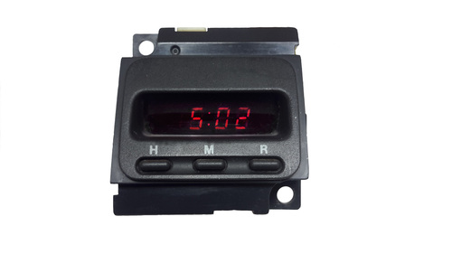1997 - 2001 CRV Dashboard Clock Repair