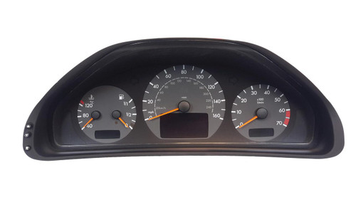 2001 - 2002 Mercedes CLK Instrument Cluster Repair Service