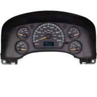 2003 - 2007 Chevrolet Express Instrument Cluster Repair