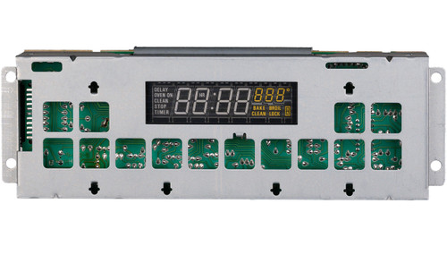 WB12K6 Oven Control Board Repair Front